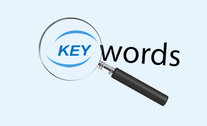 Your website uses keywords to communicate its purpose to Google.