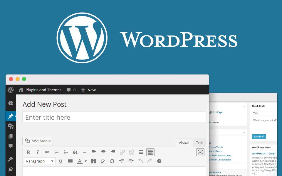 WordPress New Post