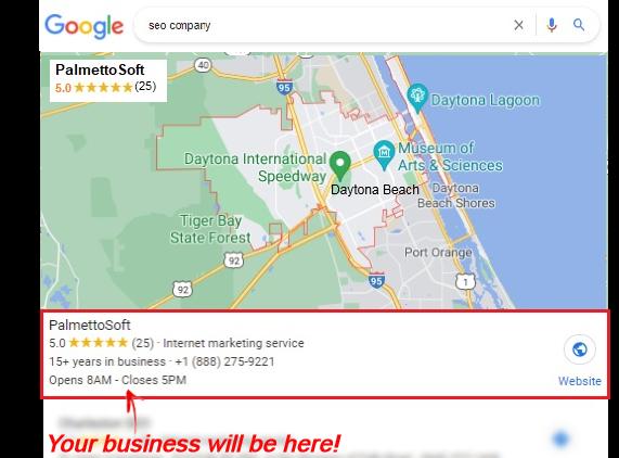 Daytona Beach SEO Company