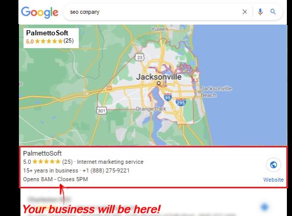 Jacksonville SEO Company
