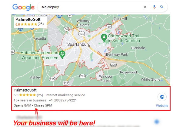 Spartanburg SEO Company