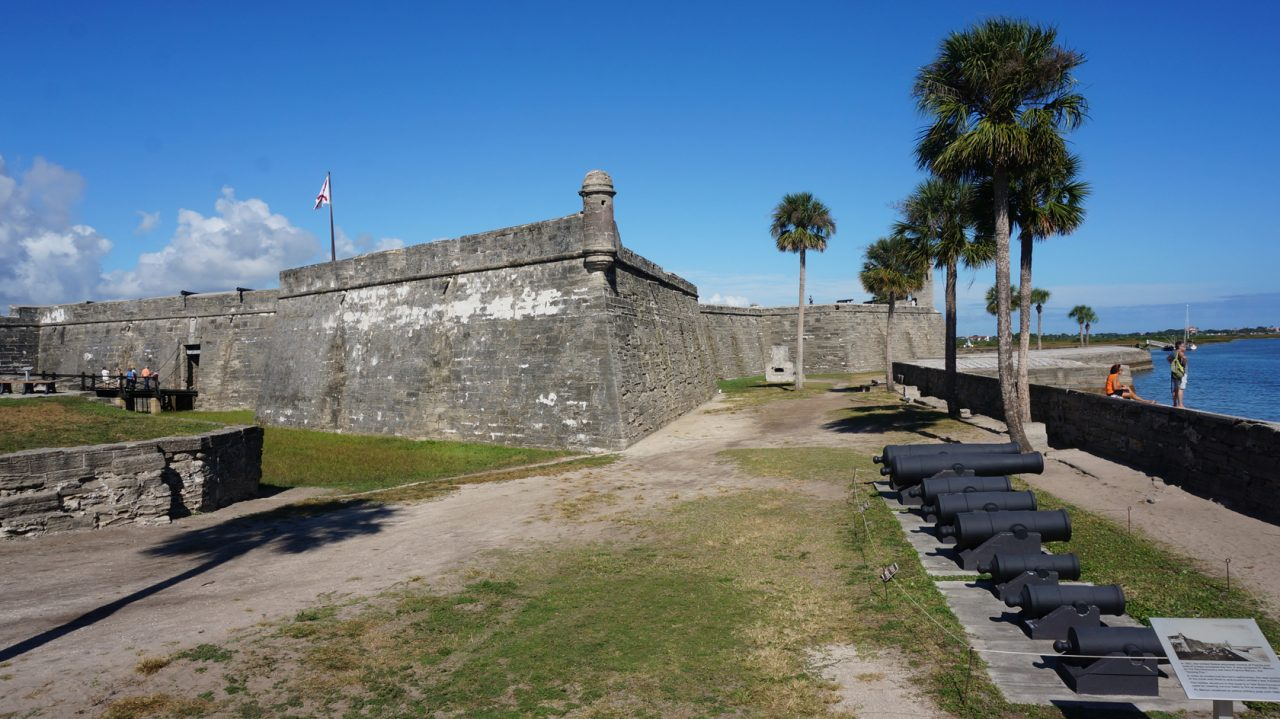 St. Augustine has an incredible past and a brilliant future